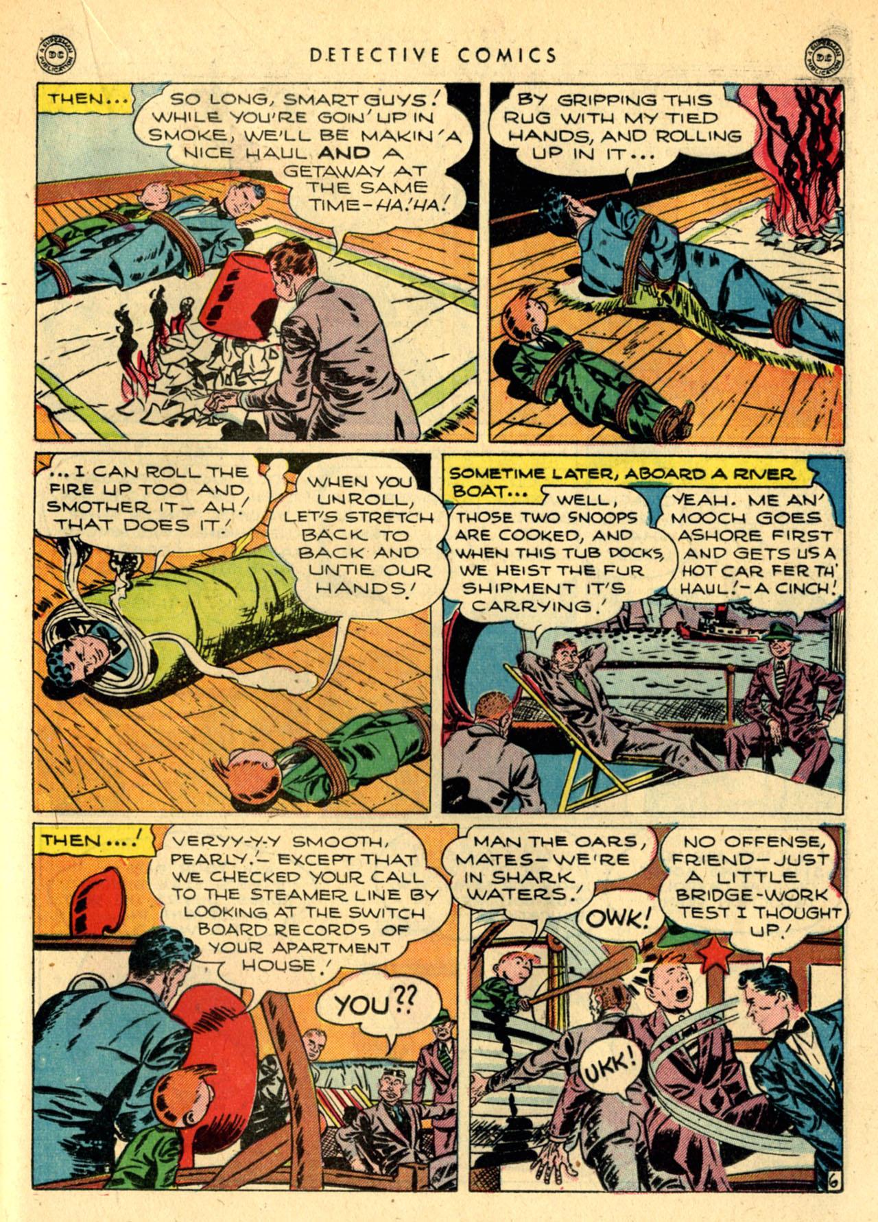 Read online Detective Comics (1937) comic -  Issue #111 - 29