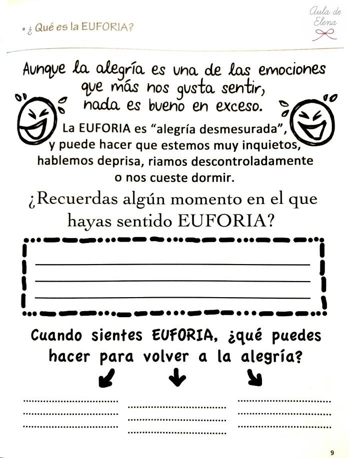 Desde dentro: cuadernos de educación emocional y valores - Aula de Elena