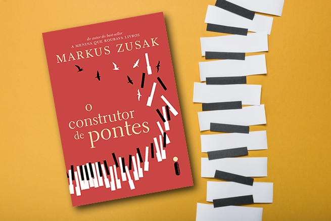 O Construtor de Pontes   Markus Zusak
