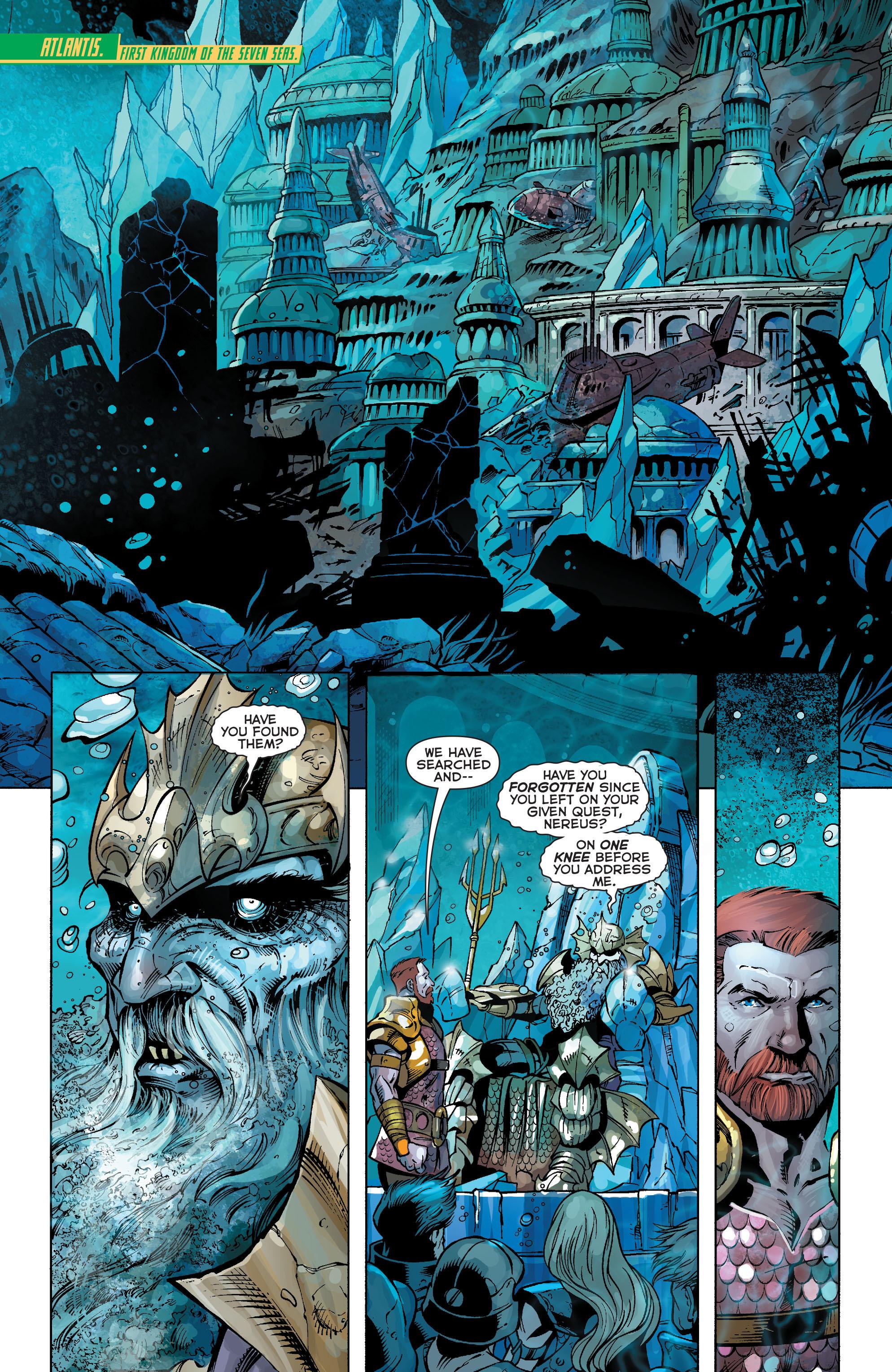 Read online Aquaman (2011) comic -  Issue #25 - 6
