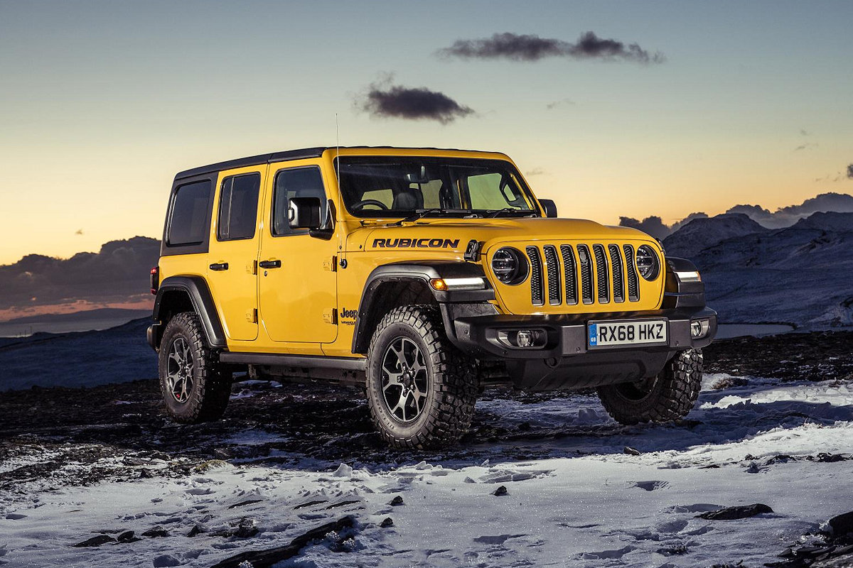 All New 2019 Jeep Wrangler Jl Is Arriving In March Carguide Ph Philippine Car News Car Reviews Car Prices