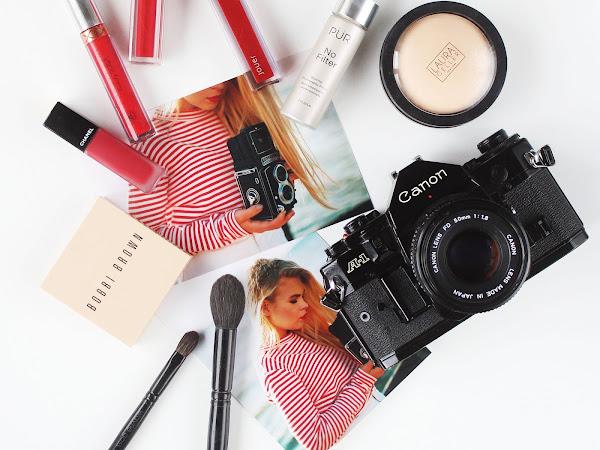 How I Do Models Make Up For a Photo Shoot