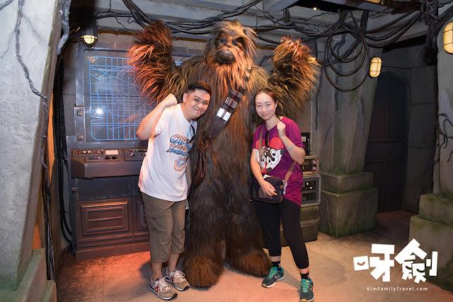 【親子好去處】「 星球大戰 ™ Star Wars™:入侵明日世界」 @香港迪士尼樂園