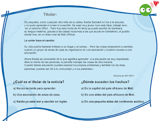 http://www.ceipjuanherreraalcausa.es/Recursosdidacticos/ANAYA%20DIGITAL/TERCERO/Lengua/p88_noticias/
