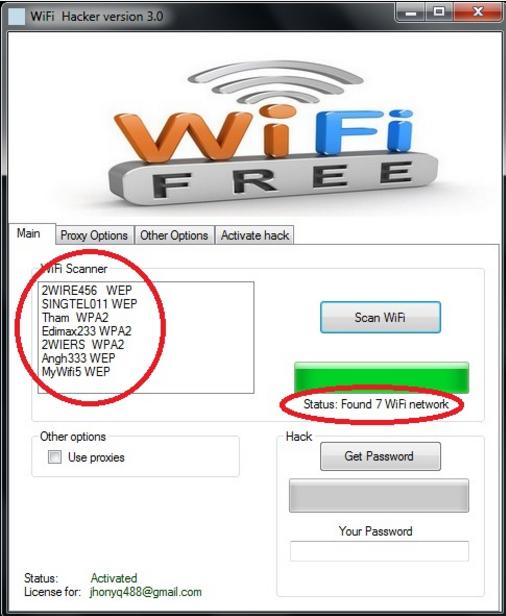 Wifi password hacker program download | Wifi Password Hacker