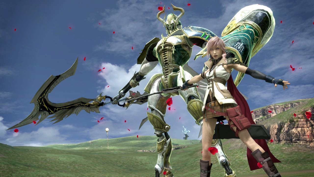Final Fantasy XIII PC-1 Part(Google Drive)