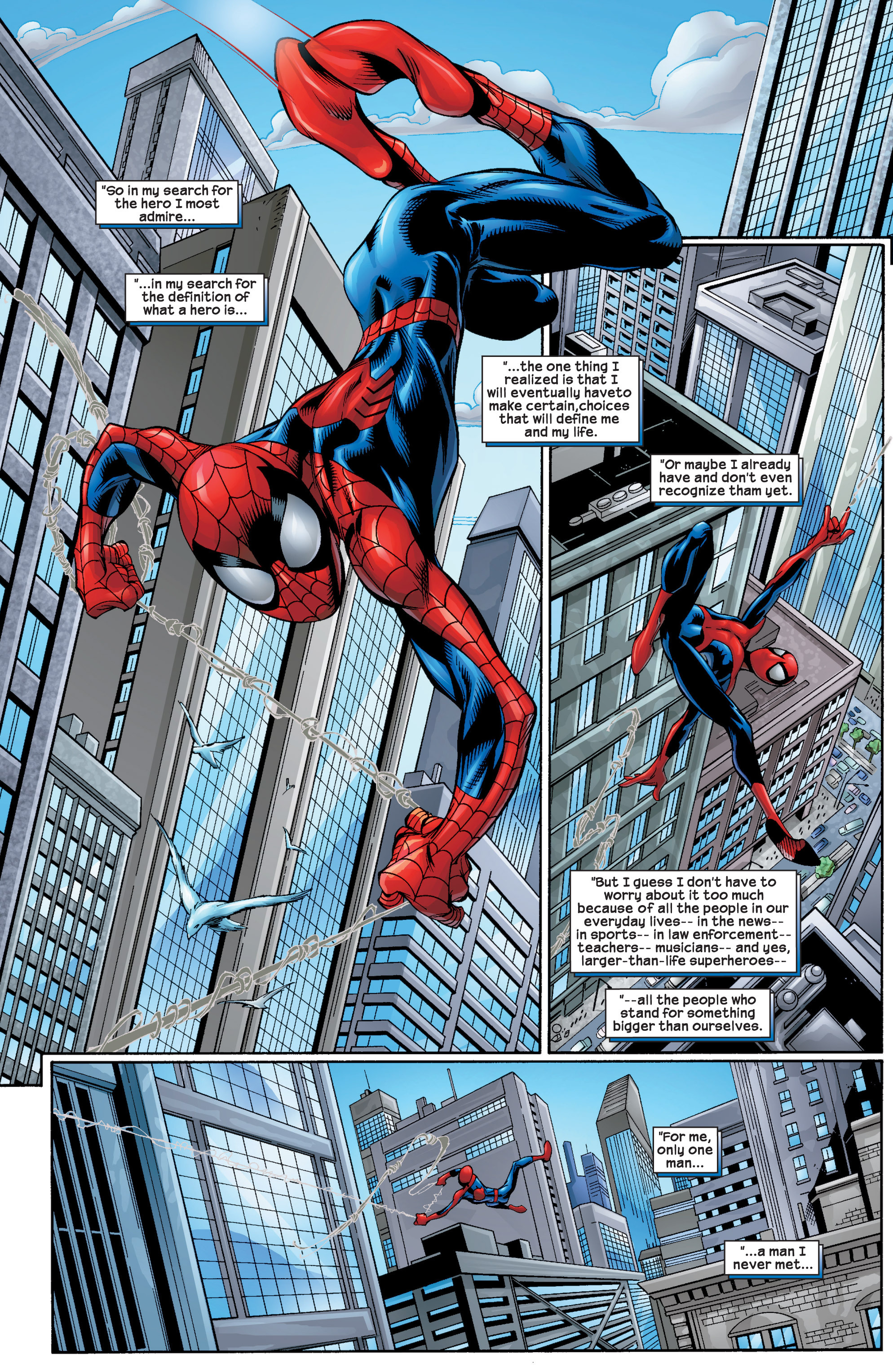 Read online Ultimate Spider-Man (2009) comic -  Issue #150 - 92