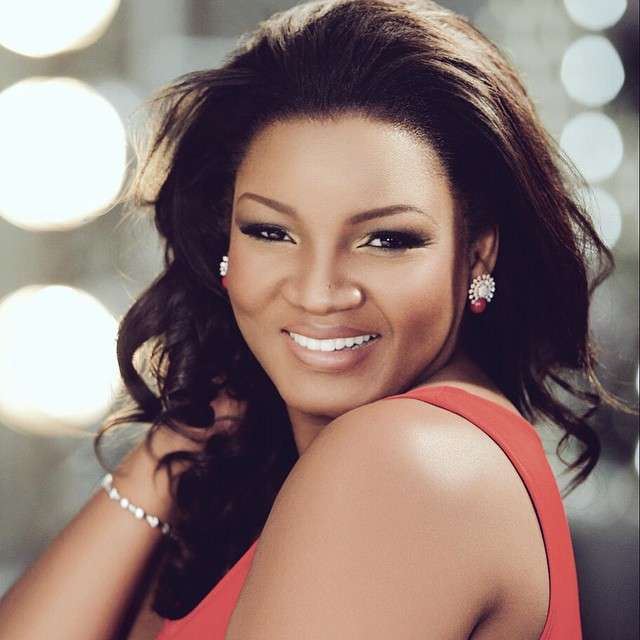 Nollywood Actress Omotola Jalade Ekeinde