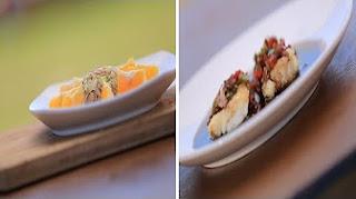 برنامج شبكة وصنارة 7-3-2017 طريقة عمل سمك فيليه بالبلسمك صوص - سلطة تونة بالبرتقال و الزعتر مع هشام السيد