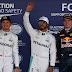 Hamilton é pole position no México e Rosberg crava a segunda posição tempo no fim