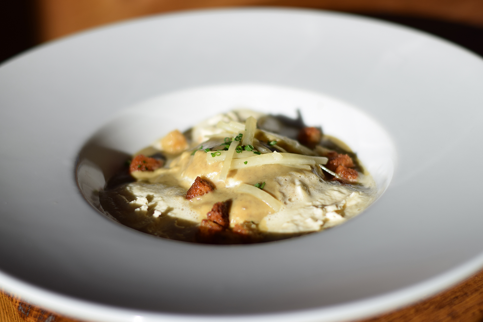 Restaurant le refuge Megève