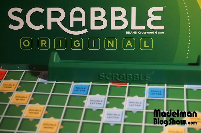 Scrabble original versión en inglés 4