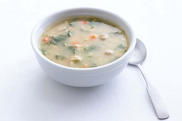 Nên ăn gì sau khi phun xăm môi - nên ăn soup
