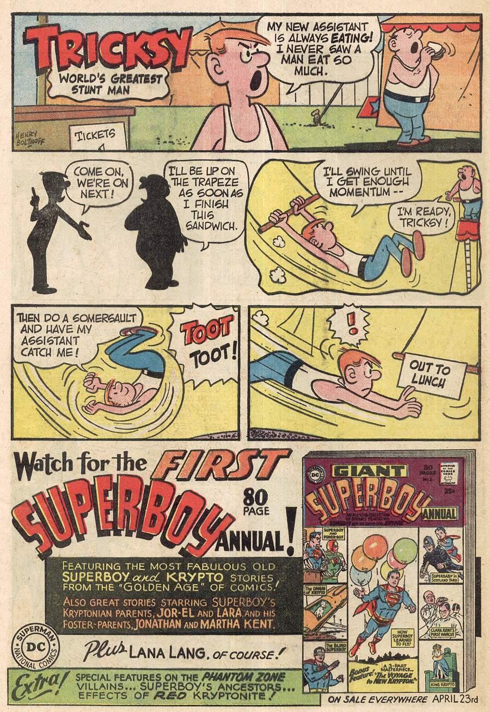 Read online World's Finest Comics comic -  Issue #142 - 12