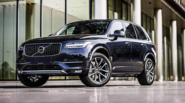 2017 Volvo XC90 Review and price