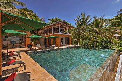 s8 Photos: Incredible Private Swimming Pools In Holiday Villas Around The World Lifestyle