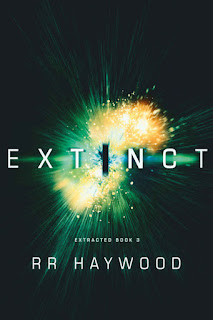 Interview with RR Haywood