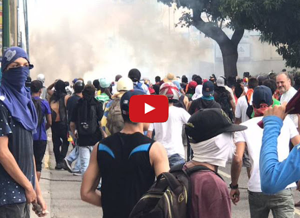 Murió joven en Altamira por impacto de bomba lacrimógena en la cara
