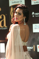 Prajna in Cream Choli transparent Saree Amazing Spicy Pics ~  Exclusive 061.JPG