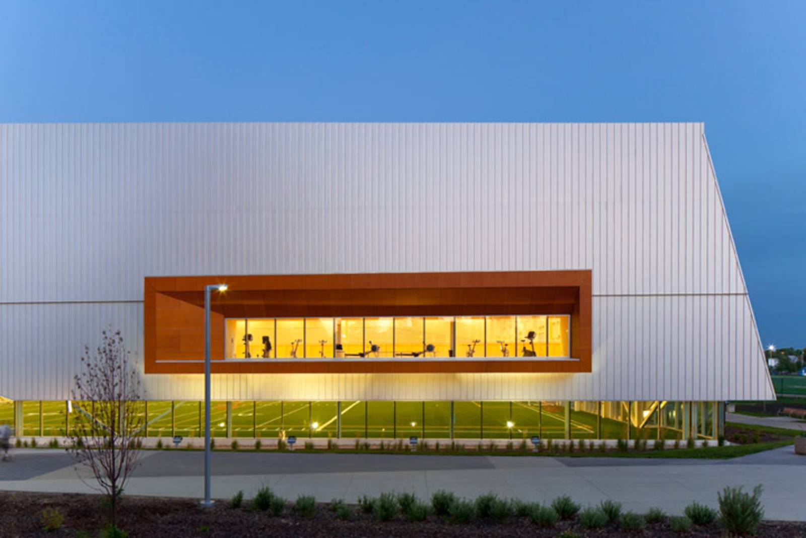Commonwealth Community Recreation Center By Mjma A As