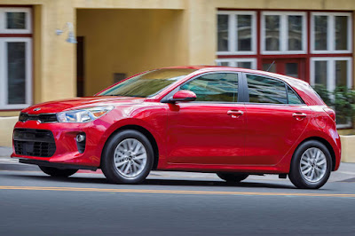 Kia Rio Hatcback 2018 Review, Specs, Price