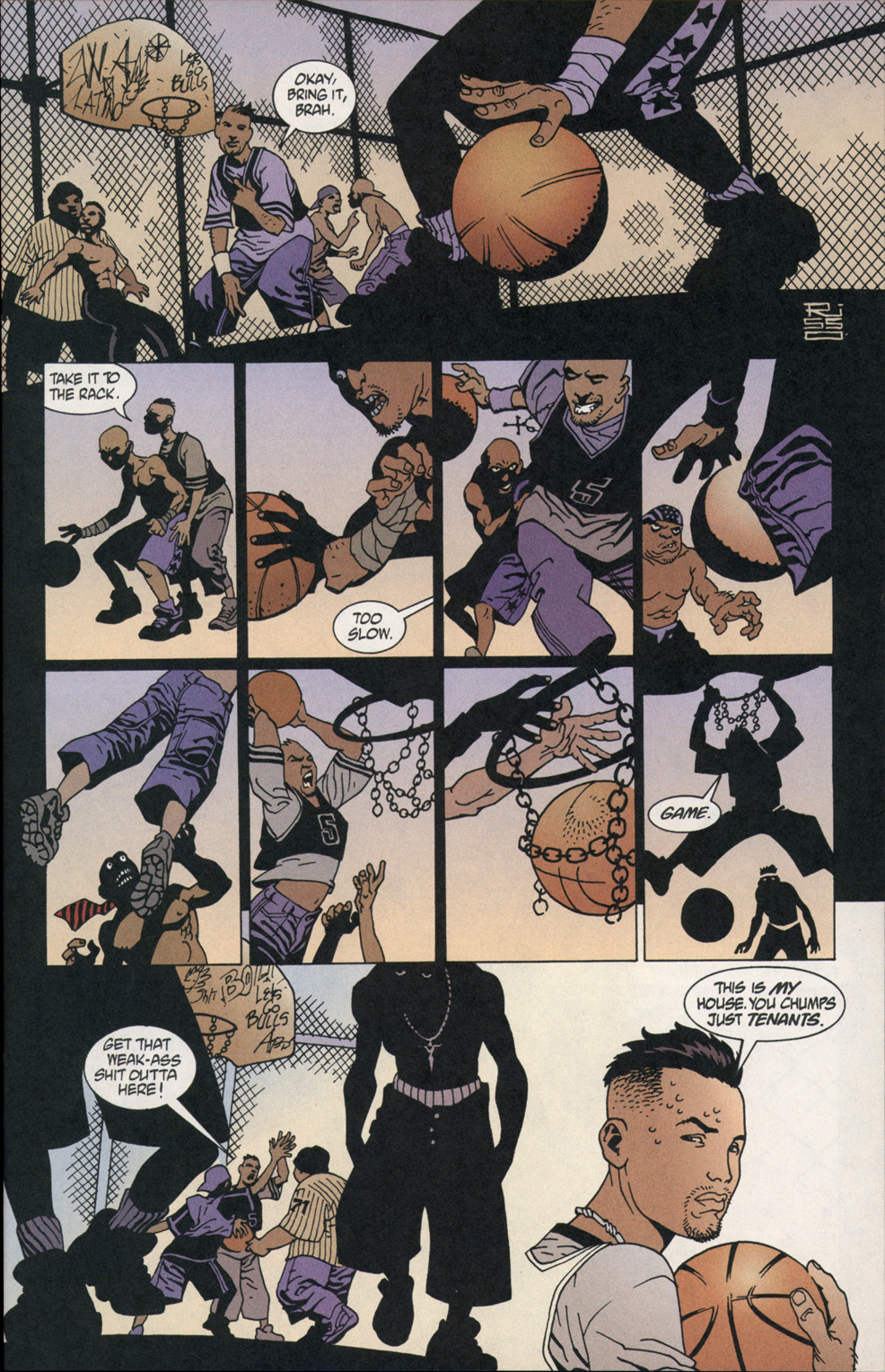 Read online 100 Bullets comic -  Issue #2 - 6