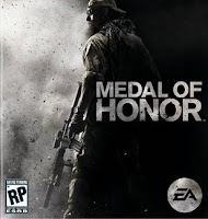 Medal of honour 2010 PC Game Computer Sofware