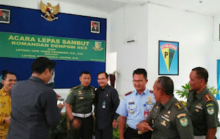 IMG 20171129 WA0044 - Danlanud S Sukani hadiri lepas sambut Dandenpom Cirebon