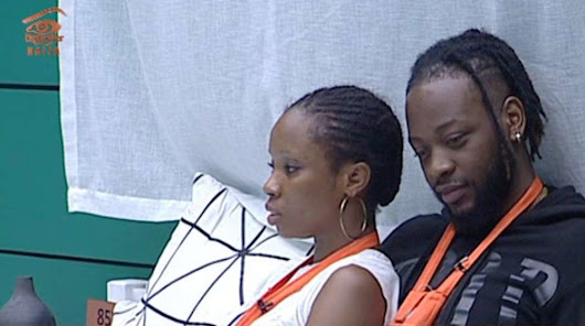 Free Downloads: [WATCH AND DOWNLOAD] BBNaija Teddy.A and BamBam Hot Scene In The Toilet