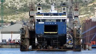 Σε ακινησία για 2 μήνες το ΣΑΟΣ ΙΙ - Ενέργειες του Δημάρχου Σαμοθράκης για να μη μείνει χωρίς συγκοινωνία το νησί