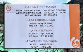 Tiket Masuk Panganadran