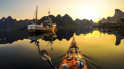 Nuestro viaje a Noruega - El país de las maravillas