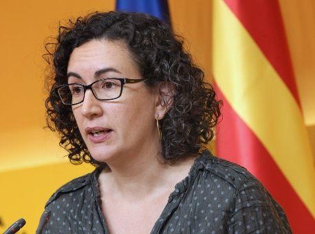 Suiza analiza entrega de la exdiputada catalana Marta Rovira