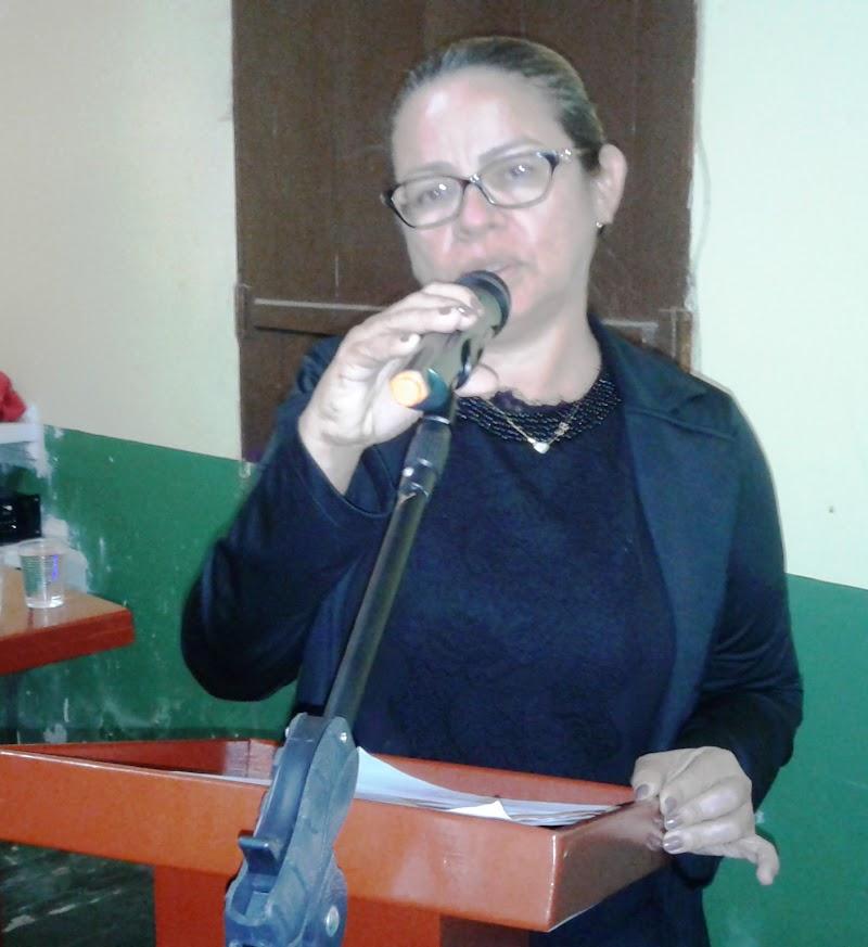 Vereadora apresentá projeto de lei que Instituto o dia municipal do evangélico nesta sexta feira.