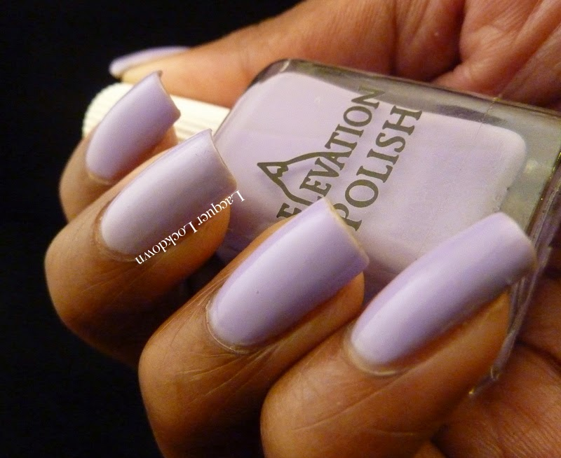 Lacquer Lockdown - Elevation Polish Mout McKinley, Elevation Polish Summit Collection #2
