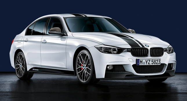 New Bmw M Performance Accessories Including Power Kit For 2 0 Liter Diesel