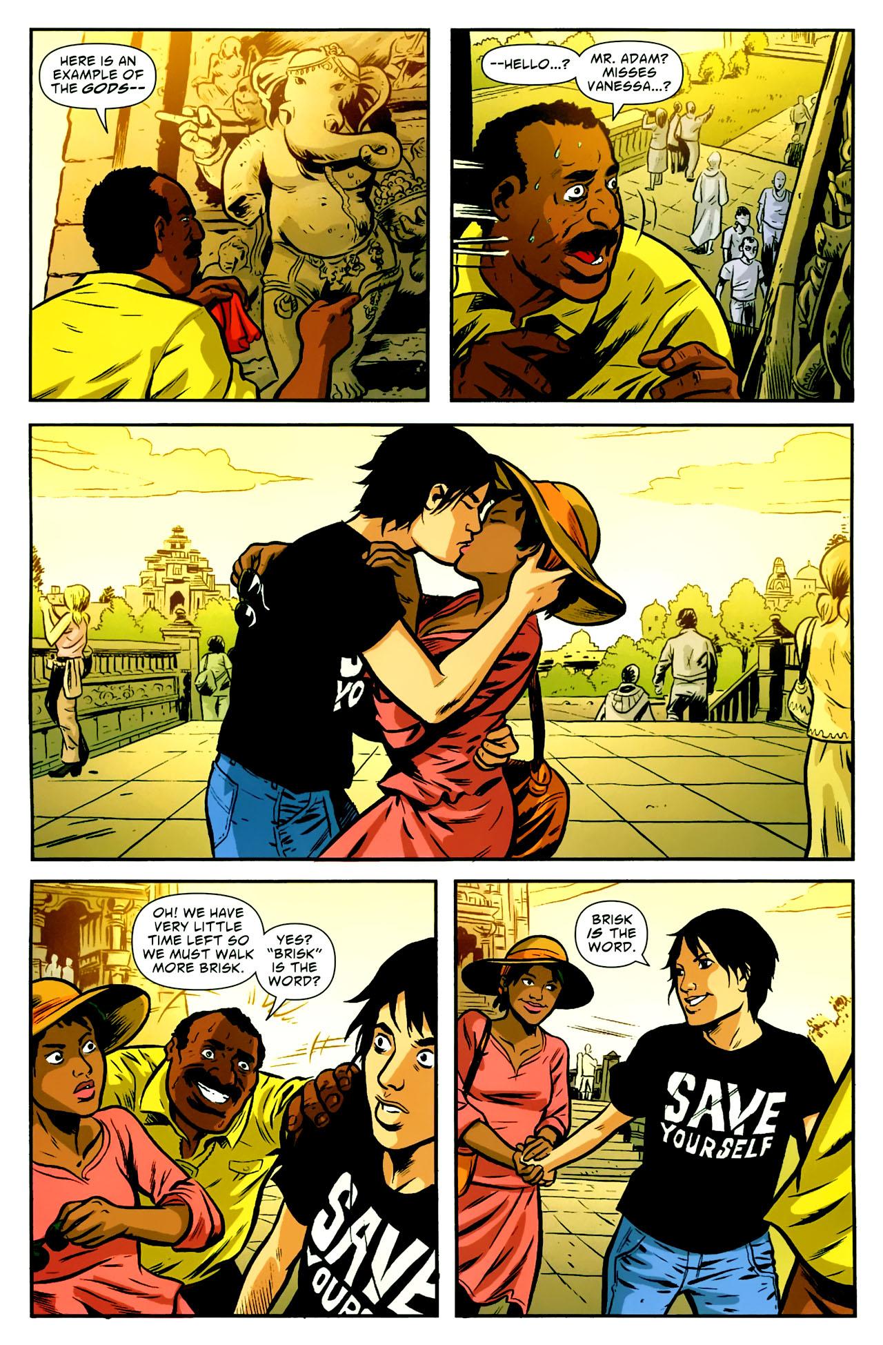 Read online American Virgin comic -  Issue #18 - 5