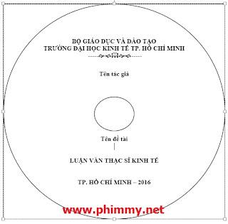 mẫu nhãn đĩa cd bằng word, máy in nhãn đĩa trực tiếp, hướng dẫn in nhãn đĩa cd,