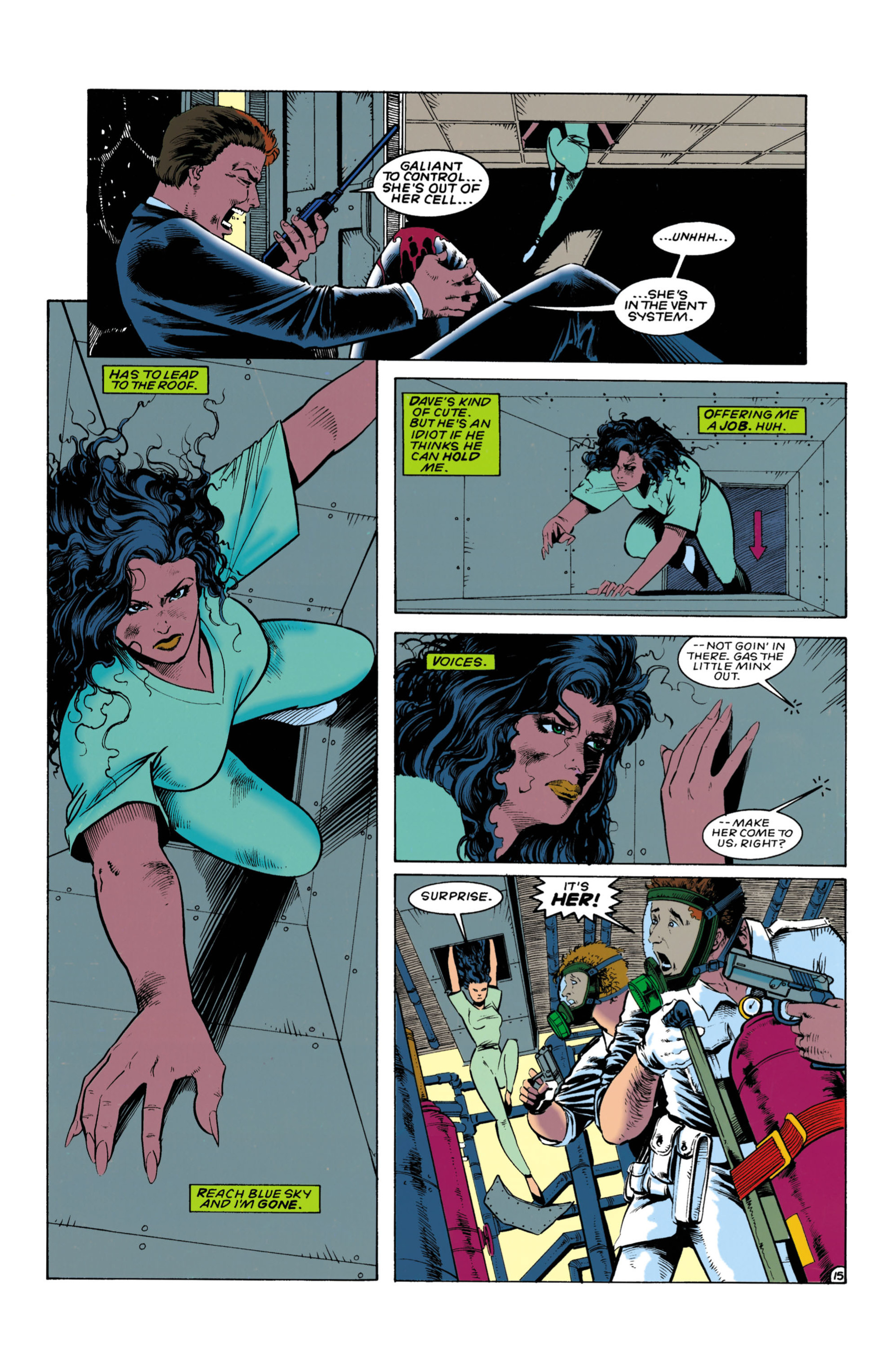 Catwoman (1993) Issue #15 #20 - English 16