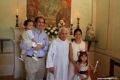 gaslighthouse.blogspot.com Chianti Tuscany Florence Italy baptism Badia di Passignano