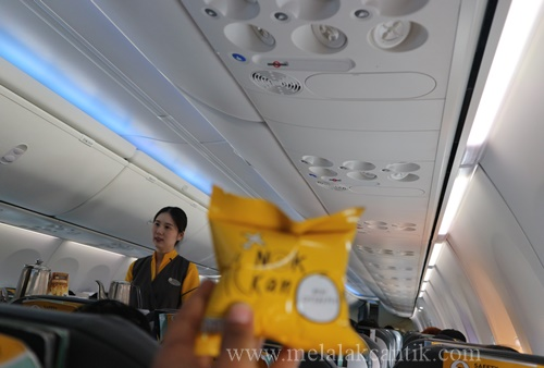 Pramugari Nok Air