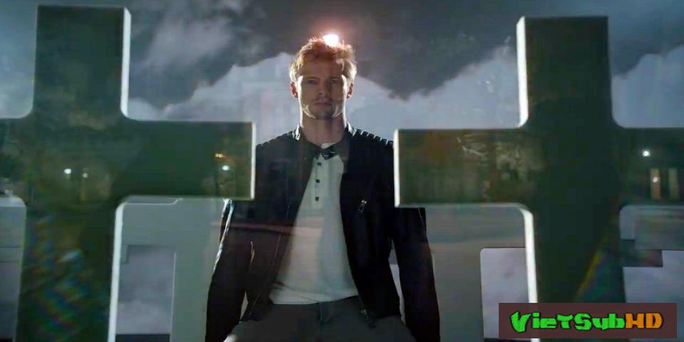 Phim Đứa Con Của Quỷ (phần 1) Hoàn Tất (10/10) VietSub HD | Damien (season 1) 2016