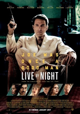 Trailer Film Live by Night 2017