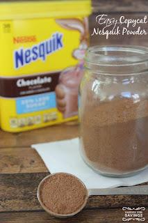 Copycat Nesquik Powder