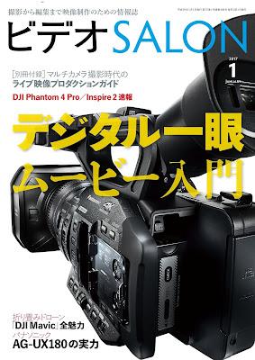ビデオSALON 2017-01月号 raw zip dl