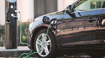 Solar-Based Electric Vehicle Chargers