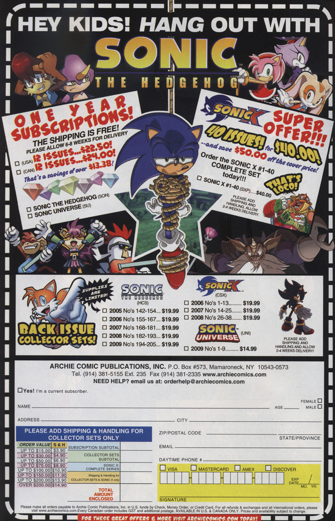 Read online Sonic The Hedgehog comic -  Issue #228 - 32