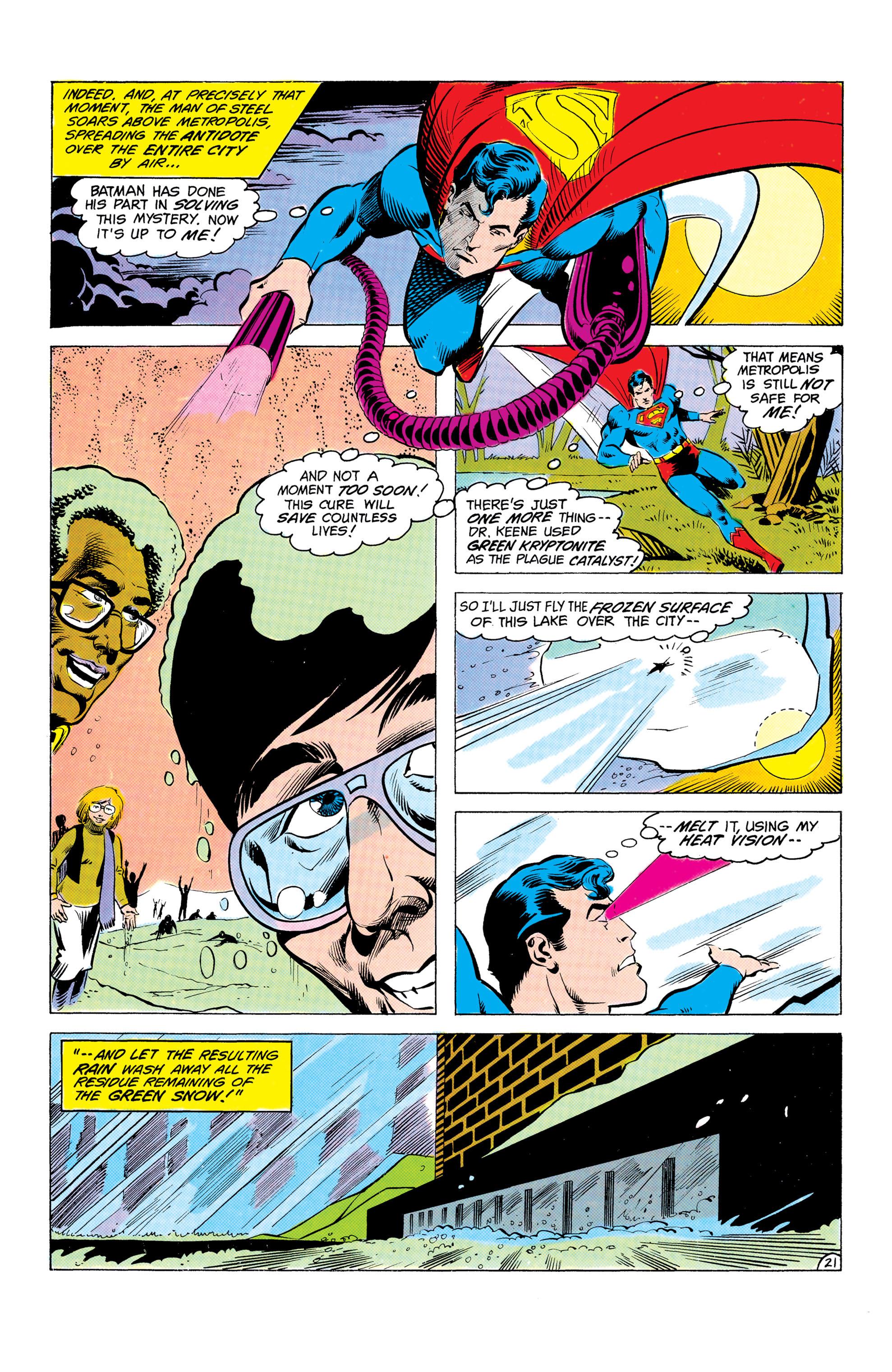 Read online World's Finest Comics comic -  Issue #303 - 22
