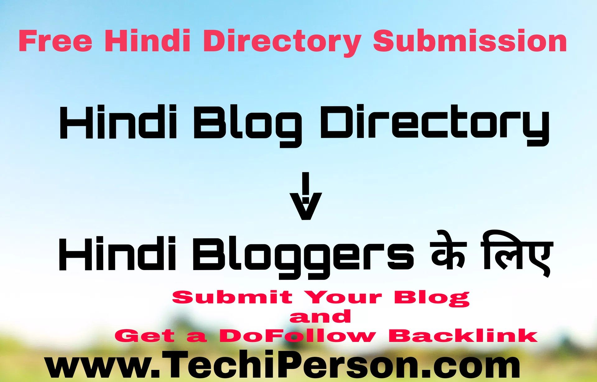 Hindi Bloggers and their blog in Hindi Blog Directory