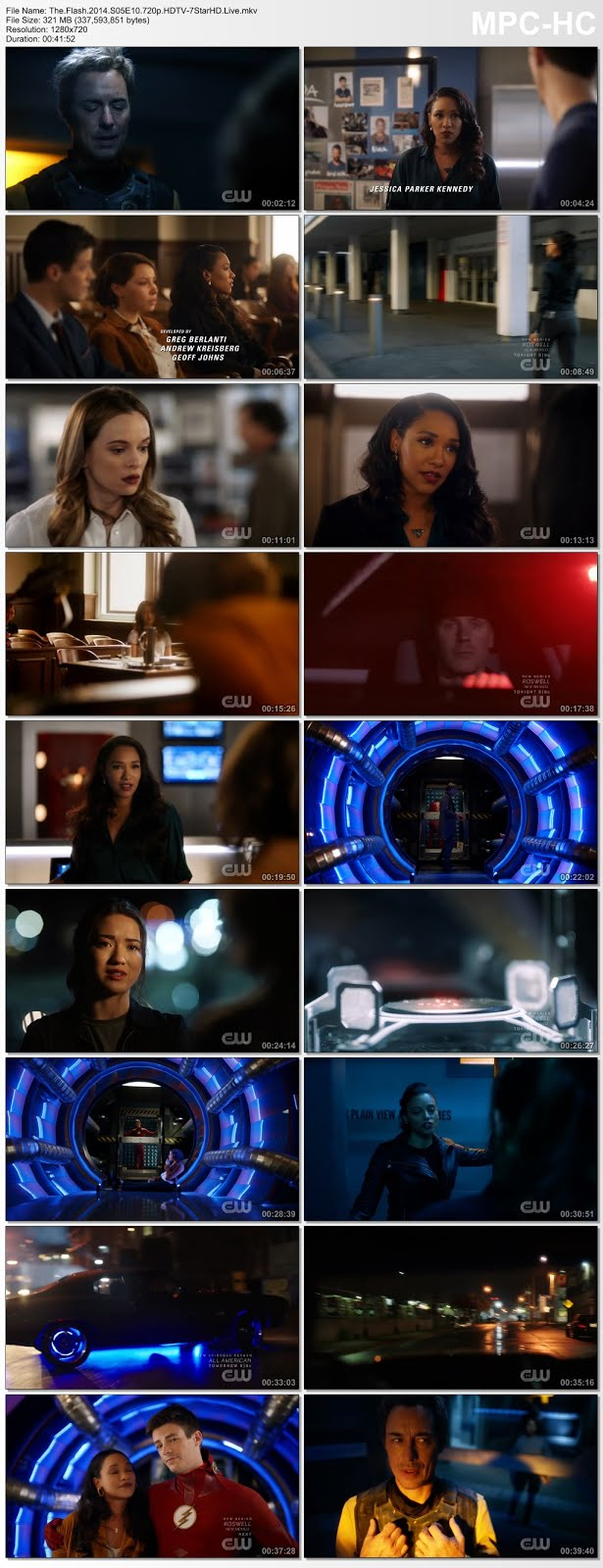 The Flash Season 5 - moviesbaba mrunlock space